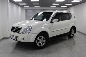 Авто SsangYong Rexton, 2011 года выпуска, цена 742 100 руб., Москва