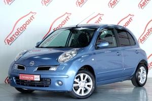 Авто Nissan Micra, 2009 года выпуска, цена 355 000 руб., Москва