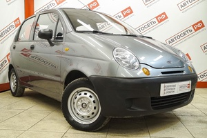Авто Daewoo Matiz, 2013 года выпуска, цена 187 650 руб., Казань