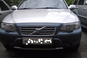 Подержанный автомобиль Volvo XC70, хорошее состояние, 2001 года выпуска, цена 300 000 руб., Ногинск