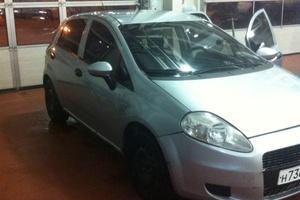 Автомобиль Fiat Punto, хорошее состояние, 2008 года выпуска, цена 220 000 руб., Челябинск