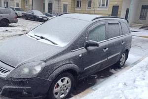Автомобиль Opel Zafira, отличное состояние, 2006 года выпуска, цена 330 000 руб., Серпухов