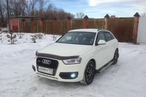 Автомобиль Audi Q3, отличное состояние, 2012 года выпуска, цена 1 099 000 руб., Магнитогорск