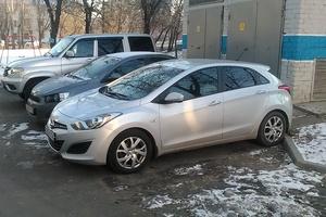 Подержанный автомобиль Hyundai i30, отличное состояние, 2013 года выпуска, цена 630 000 руб., Казань