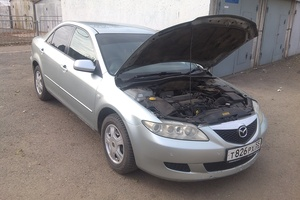 Автомобиль Mazda Atenza, отличное состояние, 2002 года выпуска, цена 285 000 руб., Омск