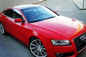Подержанный автомобиль Audi A5, отличное состояние, 2009 года выпуска, цена 1 050 000 руб., Новороссийск