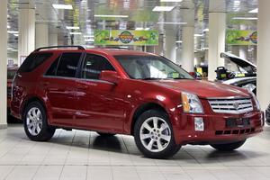 Авто Cadillac SRX, 2009 года выпуска, цена 633 333 руб., Москва