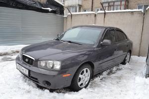 Подержанный автомобиль Hyundai Elantra, отличное состояние, 2002 года выпуска, цена 230 000 руб., Смоленск