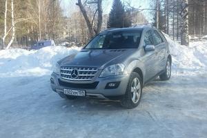 Подержанный автомобиль Mercedes-Benz M-Класс, отличное состояние, 2010 года выпуска, цена 1 290 000 руб., Челябинск
