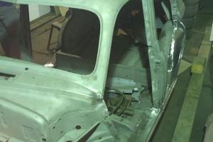 Автомобиль ГАЗ М-20 Победа, среднее состояние, 1954 года выпуска, цена 215 000 руб., Москва