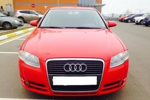 Подержанный автомобиль Audi A4, хорошее состояние, 2007 года выпуска, цена 460 000 руб., Сергиев Посад