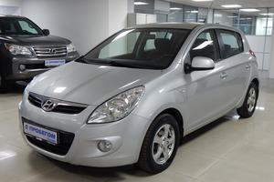 Авто Hyundai i20, 2010 года выпуска, цена 390 000 руб., Москва