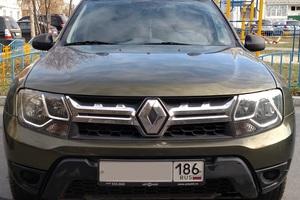 Автомобиль Renault Duster, отличное состояние, 2015 года выпуска, цена 800 000 руб., Сургут