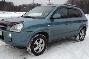 Автомобиль Hyundai Tucson, хорошее состояние, 2007 года выпуска, цена 510 000 руб., Дубна