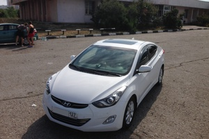 Автомобиль Hyundai Avante, отличное состояние, 2011 года выпуска, цена 830 000 руб., Новороссийск