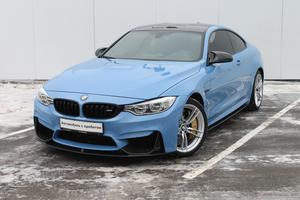 Авто BMW M4, 2015 года выпуска, цена 4 800 000 руб., Москва