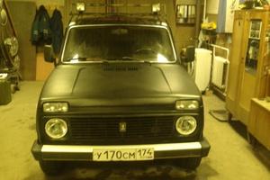 Подержанный автомобиль ВАЗ (Lada) 4x4, отличное состояние, 2003 года выпуска, цена 190 000 руб., Чебаркуль