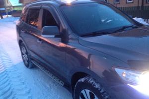 Подержанный автомобиль Hyundai Santa Fe, хорошее состояние, 2008 года выпуска, цена 740 000 руб., Орехово-Зуево