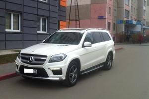 Подержанный автомобиль Mercedes-Benz GL-Класс, отличное состояние, 2013 года выпуска, цена 3 100 000 руб., Челябинск