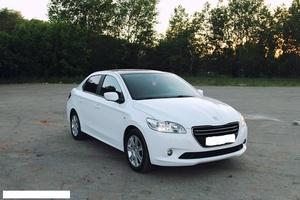 Автомобиль Peugeot 301, хорошее состояние, 2013 года выпуска, цена 500 000 руб., Омск