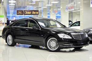 Авто Mercedes-Benz S-Класс, 2012 года выпуска, цена 1 599 999 руб., Москва