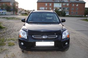 Подержанный автомобиль Kia Sportage, отличное состояние, 2010 года выпуска, цена 580 000 руб., Ханты-Мансийск