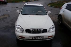 Автомобиль Daewoo Leganza, хорошее состояние, 2000 года выпуска, цена 170 000 руб., Нижний Новгород