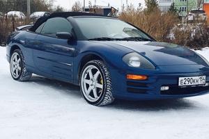Автомобиль Mitsubishi Eclipse, отличное состояние, 2002 года выпуска, цена 470 000 руб., Красноярск