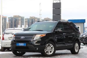 Авто Ford Explorer, 2014 года выпуска, цена 1 609 000 руб., Санкт-Петербург