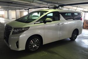 Авто Toyota Alphard, 2016 года выпуска, цена 3 949 900 руб., Москва