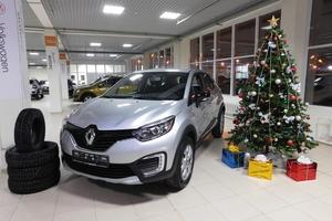 Авто Renault Kaptur, 2016 года выпуска, цена 920 000 руб., Тюмень