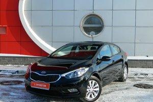 Авто Kia Cerato, 2015 года выпуска, цена 950 000 руб., Москва