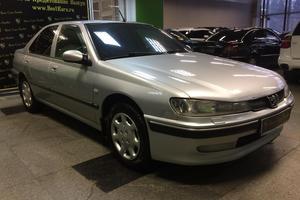 Авто Peugeot 406, 2002 года выпуска, цена 185 000 руб., Москва