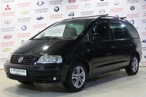 Авто Volkswagen Sharan, 2001 года выпуска, цена 279 000 руб., Москва