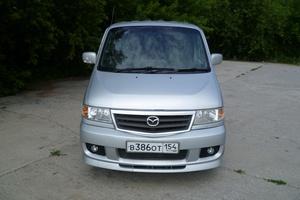 Автомобиль Mazda Bongo Friendee, отличное состояние, 2001 года выпуска, цена 300 000 руб., Новосибирск