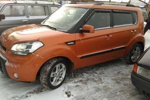 Подержанный автомобиль Kia Soul, отличное состояние, 2011 года выпуска, цена 490 000 руб., Шатура