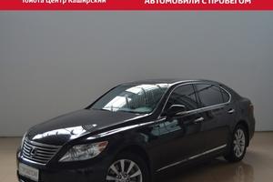 Авто Lexus LS, 2012 года выпуска, цена 1 550 000 руб., Москва