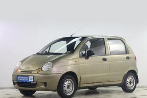 Авто Daewoo Matiz, 2006 года выпуска, цена 99 000 руб., Москва