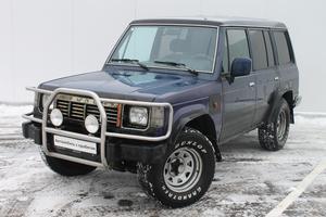 Авто Hyundai Galloper, 1995 года выпуска, цена 197 000 руб., Москва