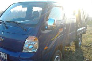 Автомобиль Kia Bongo, плохое состояние, 2008 года выпуска, цена 420 000 руб., Тюмень