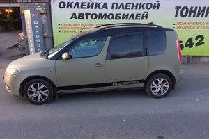 Автомобиль Skoda Roomster, хорошее состояние, 2007 года выпуска, цена 300 000 руб., Санкт-Петербург