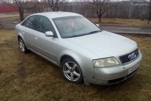Автомобиль Audi A6, среднее состояние, 1997 года выпуска, цена 150 000 руб., Тихорецк