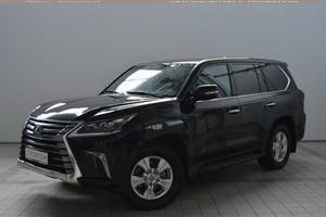 Авто Lexus LX, 2015 года выпуска, цена 5 100 000 руб., Москва