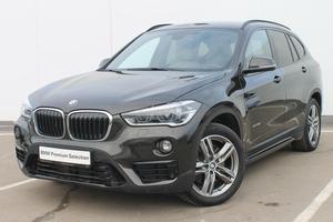 Авто BMW X1, 2015 года выпуска, цена 2 660 000 руб., Москва