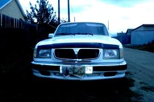 Подержанный автомобиль ГАЗ 3110 Волга, хорошее состояние, 2003 года выпуска, цена 70 000 руб., Челябинск