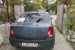 Автомобиль Dacia Logan, отличное состояние, 2007 года выпуска, цена 300 000 руб., Белогорск