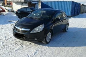Автомобиль Opel Corsa, отличное состояние, 2008 года выпуска, цена 300 000 руб., Нижневартовск