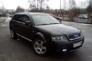 Подержанный автомобиль Audi Allroad, хорошее состояние, 2003 года выпуска, цена 390 000 руб., Псков