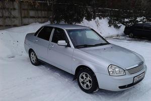 Подержанный автомобиль ВАЗ (Lada) Priora, среднее состояние, 2008 года выпуска, цена 200 000 руб., Смоленск
