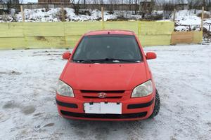 Автомобиль Hyundai Getz, среднее состояние, 2004 года выпуска, цена 220 000 руб., Московская область